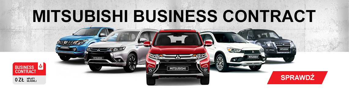 Mitsubishi Business Contract