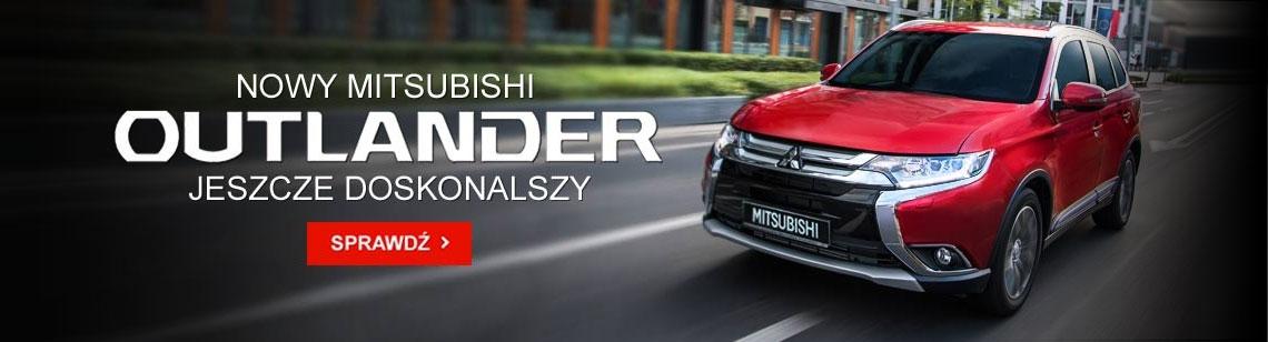 Nowy Mitsubishi Outlander